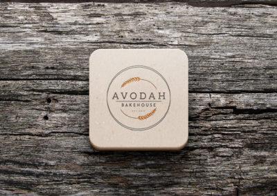 Avodah Bakehouse – Logo Design