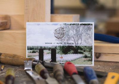 Briggs Timber Design – Branding