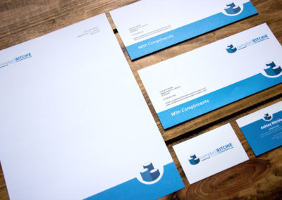 Campbell Ritchie Chartered Accountants – Branding