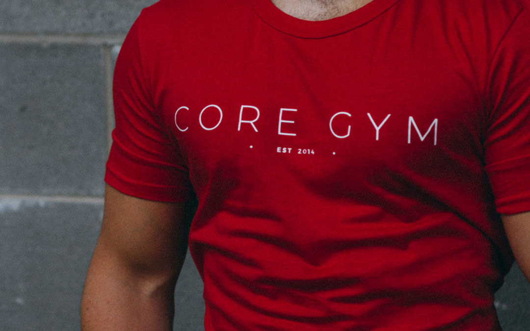 Core Gym - T-Shirt Design