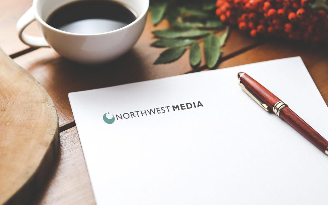 NorthWest Media - Logo Design