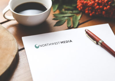 NorthWest Media – Logo Design